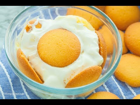 Banana Pudding with Vanilla Wafers Recipe - Quick & Easy