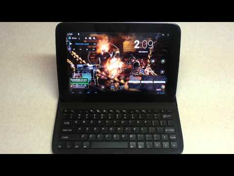 Nexus 10 laptop conversion