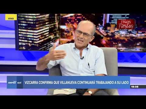 #TEA | Roque Benavides: 'Fuerza Popular nunca pasó la página de las elecciones'
