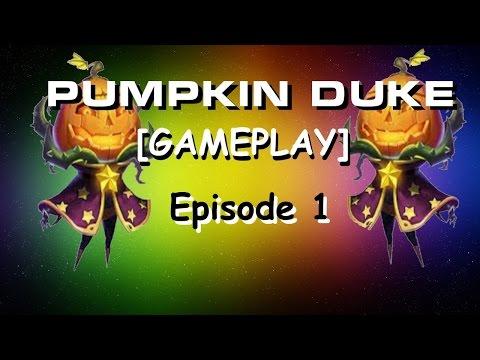 Castle Clash - Pumpkin Duke Gameplay #1 - 39 Shard Dungeon 12 Secounds!