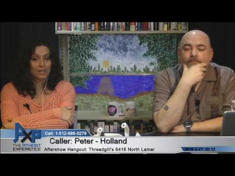 Shocked by Exposure to Religion | Peter - Netherlands | Atheist Experience 20.12