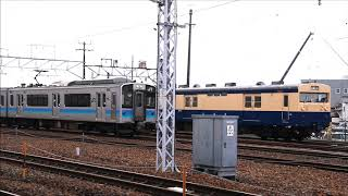 ホキ800形B編成4両移動