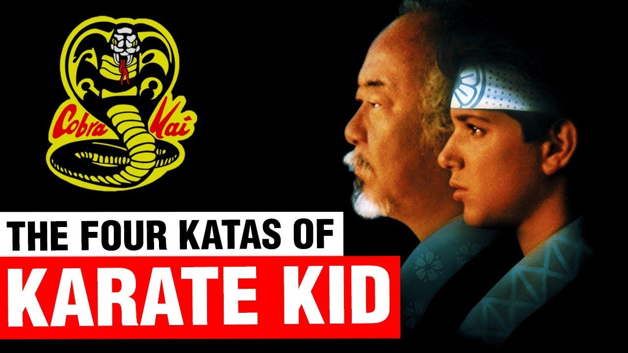The Katas of Karate Kid & Cobra Kai   ART OF ONE DOJO