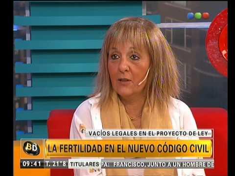 La fertilidad en el nuevo Código Civil - Telefe Noticias