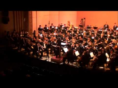 "Music from ""October Sky"" - Michigan Pops Orchestra Fall 2012"
