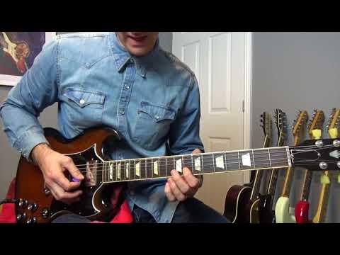 Cream Outside Woman Blues Guitar Lesson Bite Sized Blues