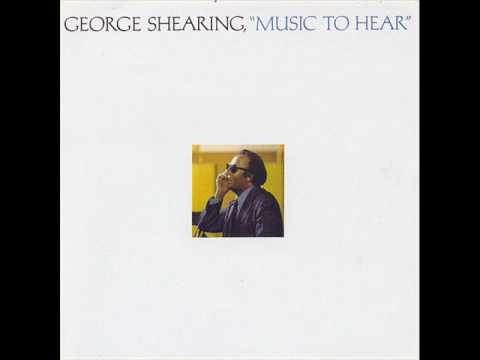 George Shearing: Alfie (Bacharach / David, 1966)