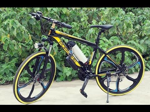 Электровелосипед Volteco Intro 500W - купить на www.landroad.ru .