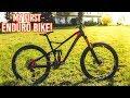 MEIN ERSTES ENDURO BIKE! Bike Build Rose Bikes Pikes Peak 4 EN