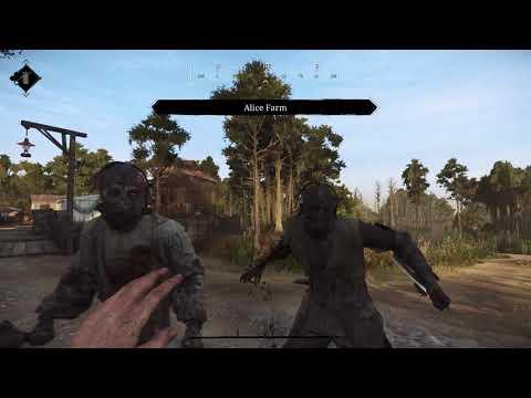Primera toma de contacto con Hunt Showdown