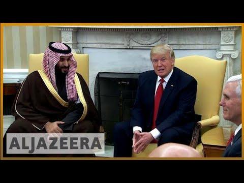 🇸🇦 Saudi prince 'looks to rehabilitate image' on US visit | Al Jazeera English