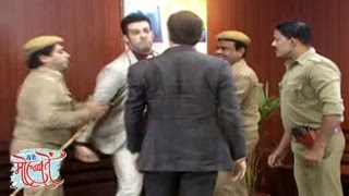 ye hai mohabbatein 7th august 2015 episode   ashok gets arrested