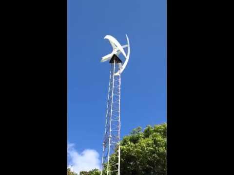 Eastern Caribbean Wind and Solar