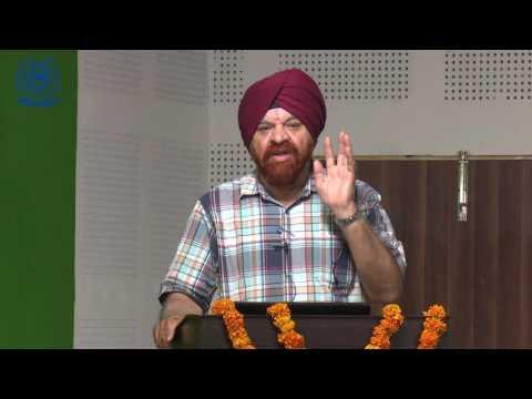 "Guest Lecture by ""Prof Gurmeet singh HOD ,Chemistry Delhi University"""