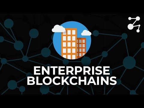 Enterprise Blockchains - Finding Real World Blockchain Applications | Blockchain Central