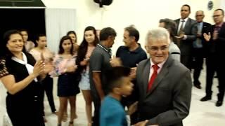 Assembleia de Deus Bela Vista em Limoeiro do Norte aniversário do pastor Raimundo de Castro.