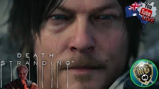 Death Stranding 👨🏽‍🚀 No Idea What This Game Is About, But We're Going To Find Out!!