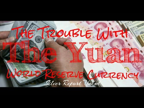 The Problems Facing A Yuan World Reserve Currency! The Fed Discusses Economic Collapse