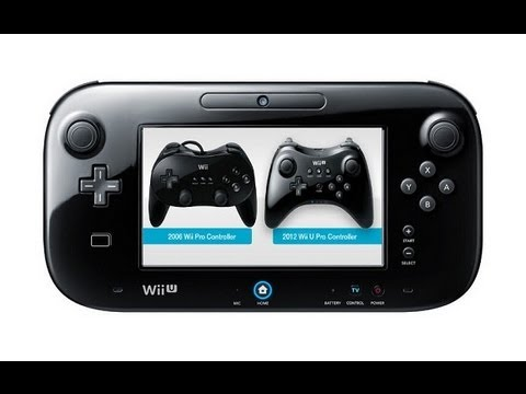 how to get premium wii u controller to work