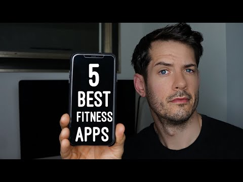5 BEST FITNESS APPLICATIONS W/ CURRAN BLEVINS