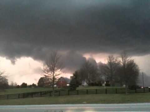 Tornado Mar 2 2012 Pulaski County Ky Red Cross Youtube