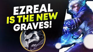 EZREAL JUNGLE IS THE NEW GRAVES! MY NEW MAIN?! | League of Legends