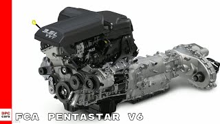 FCA Pentastar V6 Engine Program