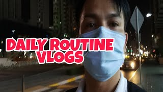 DAILY ROUTINE VLOGS