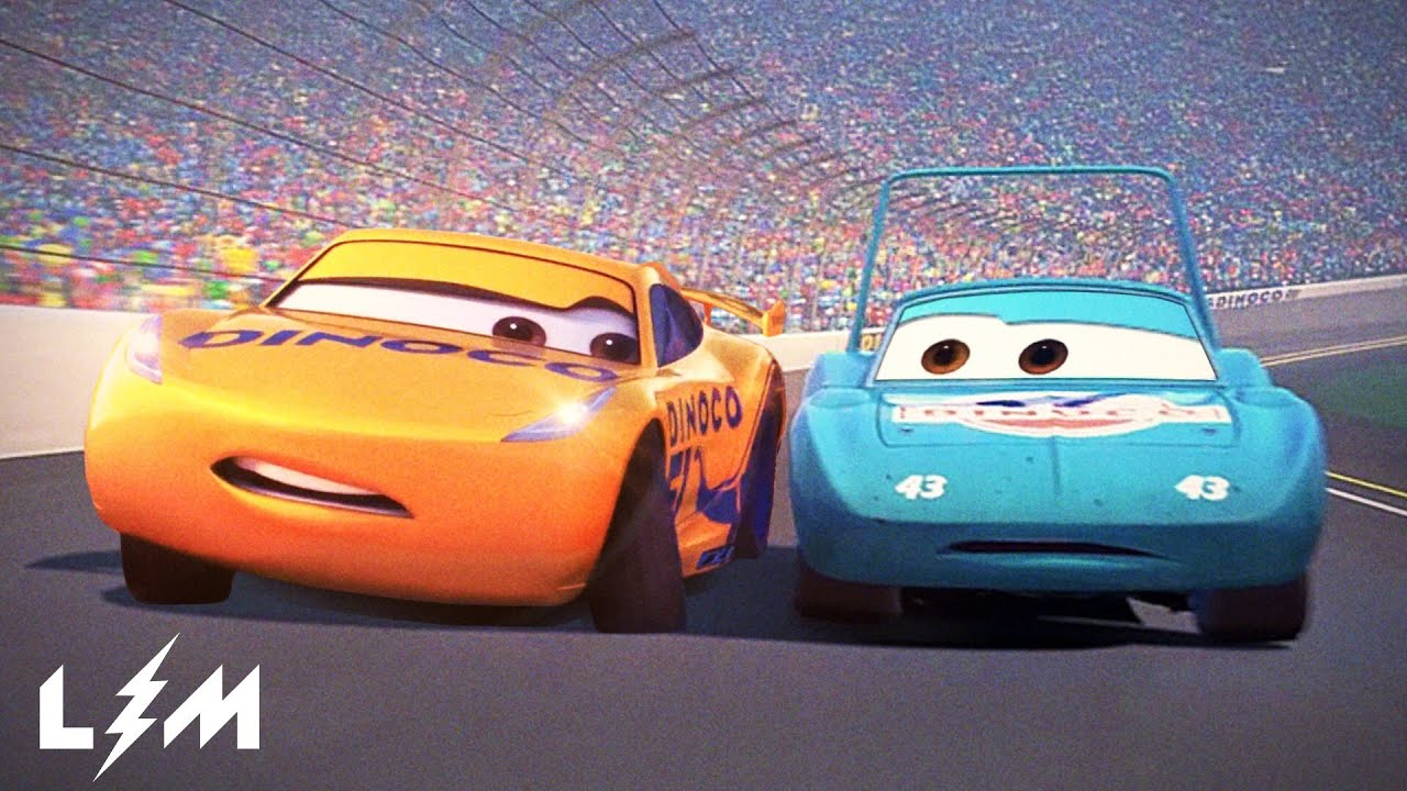 cars disney official music