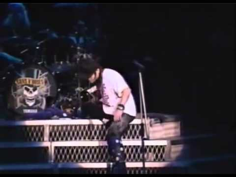Guns N Roses Live In Noblesville 5/29/92(2nd Night) Use Your Illusion World Tour