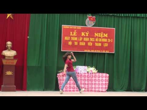 Trường THPT Vạn xuân - HĐ (26/3/2013)