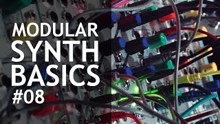 Modular Synth Basics #08: Multiples