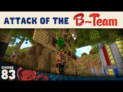 Minecraft :: Treeporium Commercial Shoot :: Attack of the B-Team E83