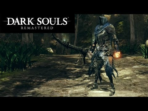 Dark Souls Remastered PvP - Quelaag's Furysword Pyromancer Build