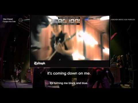 Escape The Fate - The Flood - KARAOKE