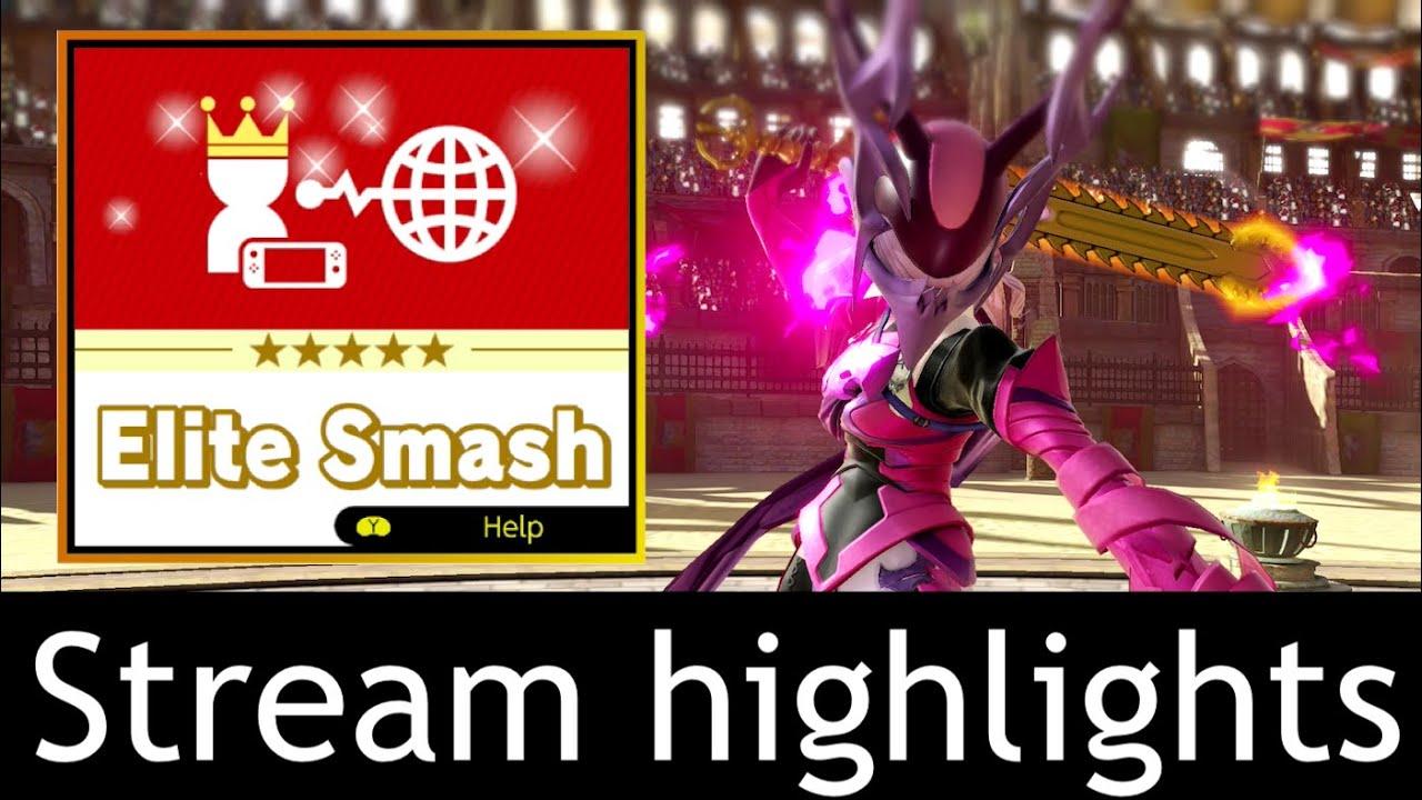Corrin Elite Smash Ladder Grind Stream Highlights Youtube Competitive smash 4 sets from anther's ladder. youtube