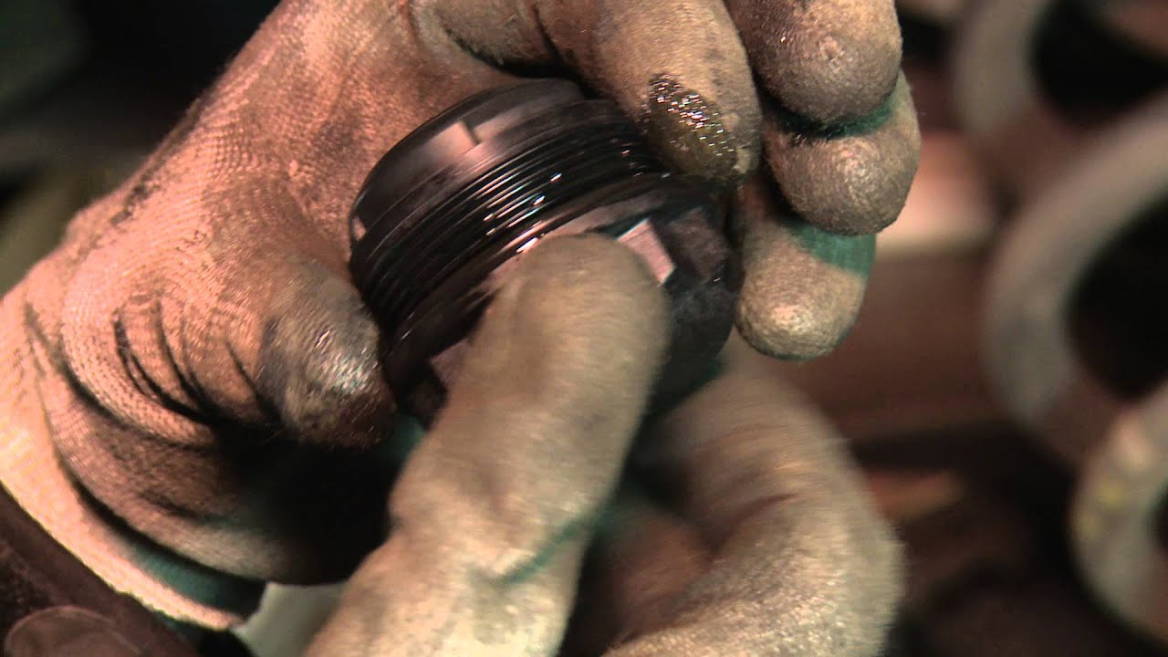 Hvordan bytte olje og filter på Haldex (generasjon 2)