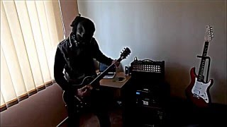 slipknot before i forget guitar cover hq