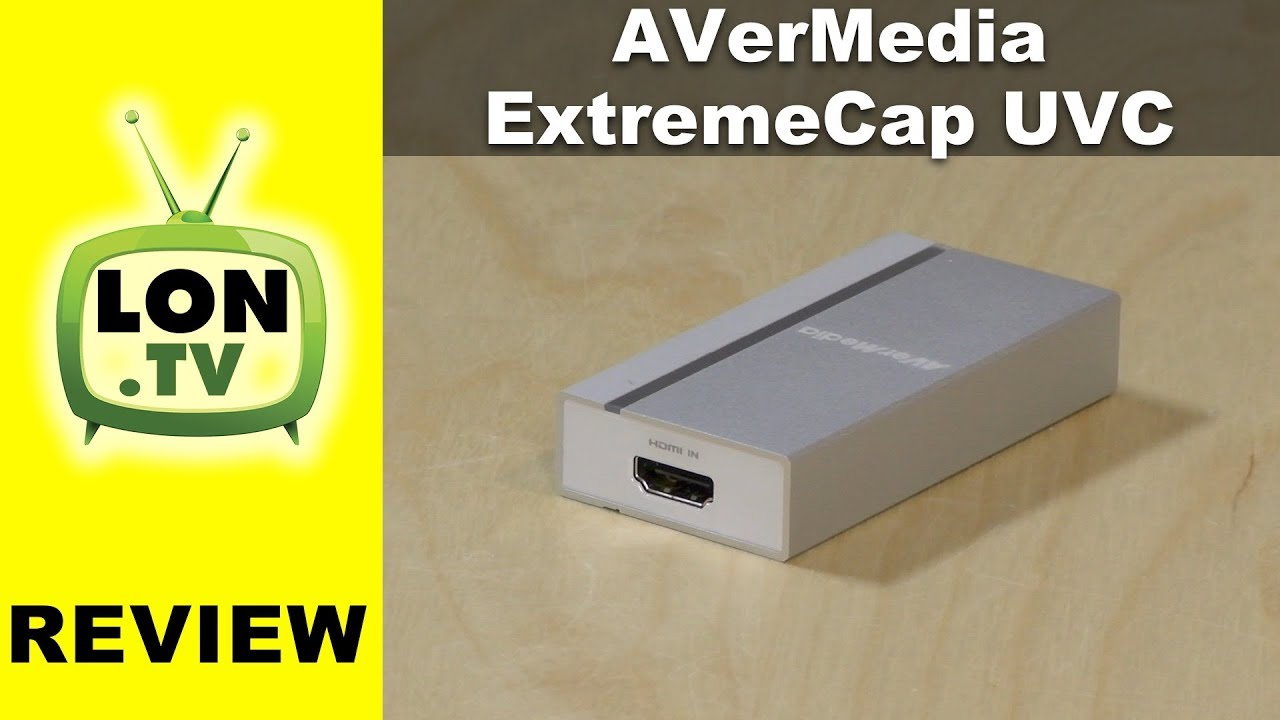 AVERMEDIA EXTREMECAP UVC DRIVERS FOR WINDOWS 8