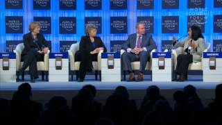 Davos 2013 - Women in Economic Decision-making