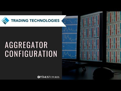 TT® Platform - Aggregator Configuration - Combine the Liquid