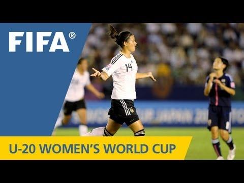 Outstanding Germans Top Japan In Semi-final
