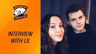 virtus pro at the kiev major i believe in destiny an interview with lil   dota 2