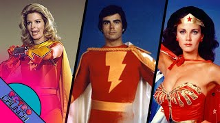 Every 1970s Live-Action Superhero Show - Part 2 of 2 - #10-1