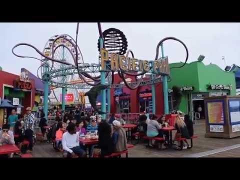 Santa Monica Pier Walking Tour - Santa Monica, CA