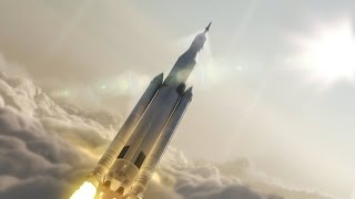 SLS - NASA's Future - Is happening now.
