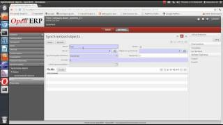 Database synchronization(Download) in OpenERP demonstrated by Serpent Consulting Services