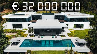 CAN I FINANCE THIS 32,000,000€ MARBELLA REAL ESTATE PROPERTY? VILLA CULLINAN | VLOG⁵ 3 (Part 2)