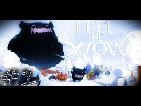 РПГ Песочница  Feel The Snow | Прохождение | Часть #1