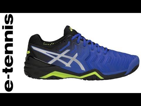 Asics Gel Resolution 7 Clay Men's Tennis Shoes